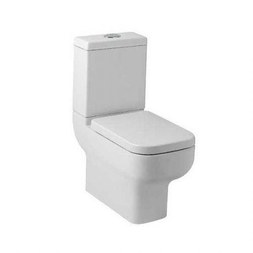 Kartell Options Back To Wall Close Couple Toilet - Cistern - Soft Close Seat